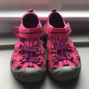 Merrell Hydro girls toddler sandals